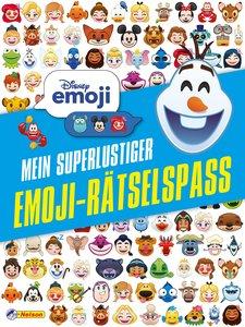 Disney: Mein superlustiger Emoji-Rätselspaß