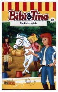 Bibi & Tina 82. Die Reiterspiele