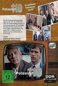 Polizeiruf 110 - DDR TV-KRIMI - 4 Folgen