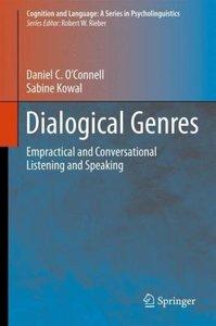 Dialogical Genres