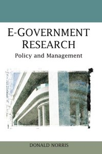 E-Government Research: Policy and Management