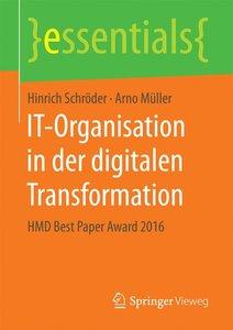 IT-Organisation in der digitalen Transformation