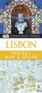 DK Eyewitness Pocket Map and Guide: Lisbon