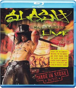 Made In Stoke 24.7.11 (Bluray)