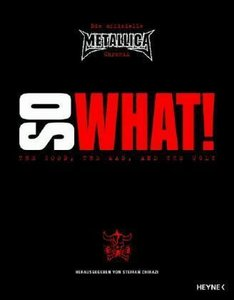 Metallica. So What!