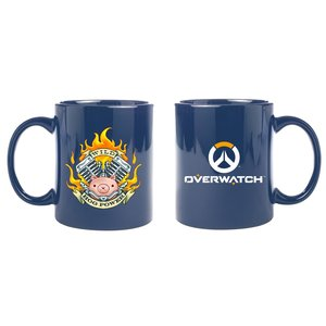 Overwatch - Tasse / Kaffeebecher - Roadhog