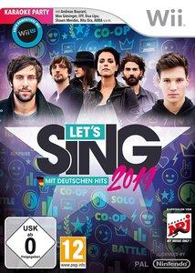 Let\'s Sing 2019 mit deutschen Hits (Nintendo WII)