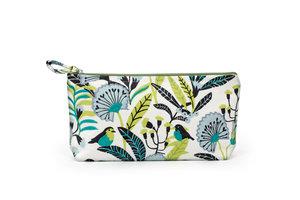 Tasche, bestickt - Design Vögel