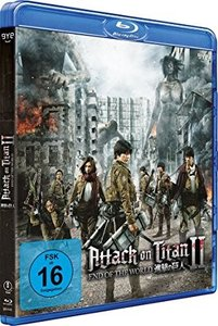 Attack on Titan II - End of the World - Blu-ray