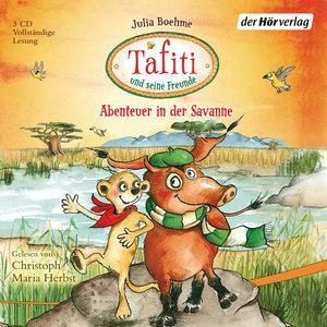 Tafiti und seine Freunde. Abenteuer in der Savanne