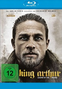 King Arthur: Legend of the Sword, 1 Blu-ray