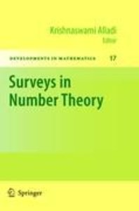 Surveys in Number Theory