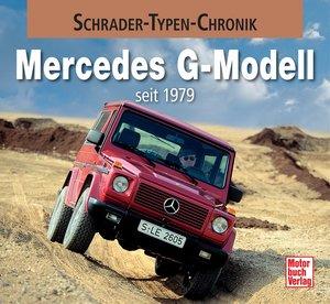 Mercedes G-Modell seit 1979