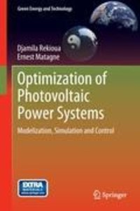 Optimisation of Photovoltaic Power Systems