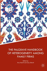 The Palgrave Handbook of Heterogeneity among Family Firms