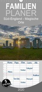 Foto-Momente Süd-England - Magische Orte - Familienplaner hoch