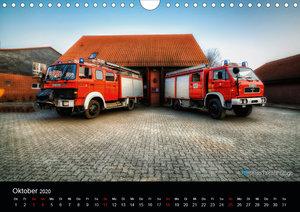 Einsatzfahrzeuge der Feuerwehr