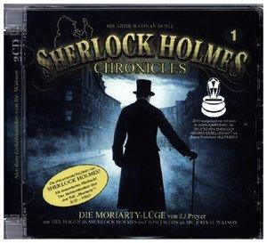 Sherlock Holmes Chronicles 01. Die Moriarty Lüge