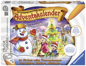 """tiptoi®-Adventskalender \""""Komm mit ins Weihnachtsdorf\"""""""