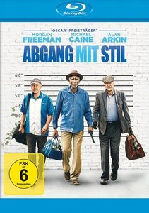 Abgang mit Stil, 1 Blu-ray
