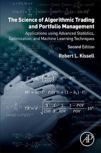 Algorithmic Trading Methods: Applications Using Advanced Statist