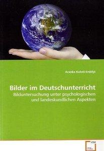 Bilder im Deutschunterricht