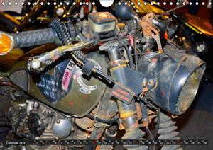 Motorräder (Wandkalender 2019 DIN A4 quer)