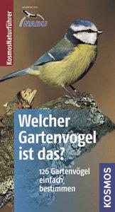 Welcher Gartenvogel ist das?