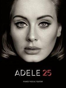 Adele: 25 (PVG Book)