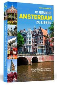 111 Gründe, Amsterdam zu lieben