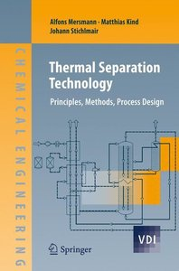 Thermal Separation Technology