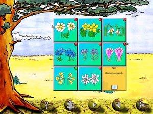 Sprach- und Rechenspiele für die 2. Klasse. CD-ROM für Windows,