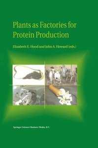 Plants as Factories for Protein Production