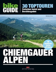 Bike Guide Chiemgauer Alpen
