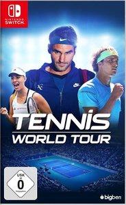 Tennis World Tour, 1 Nintendo Switch-Spiel