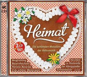 Heimat-Die Schönste Melodien Der Volksmusik