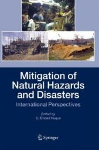 Mitigation of Natural Hazards and Disasters