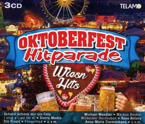 Oktoberfest Hitparade-Wiesn Hits