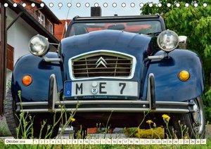 Citroën 2CV - die Ente