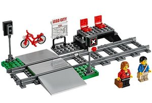 LEGO® City 60051 - Hochgeschwindigkeitszug