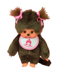 Monchhichi Girl Sleepy Eyes, ca. 20 cm