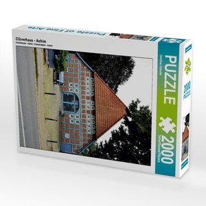 Clüverhaus - Achim 2000 Teile Puzzle hoch