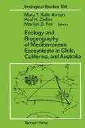 Ecology and Biogeography of Mediterranean Ecosystems in Chile, C - zum Schließen ins Bild klicken