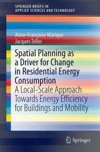 Spatial Planning as a Driver for Change in Residential Energy Co
