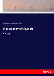 Miss Nobody of Nowhere