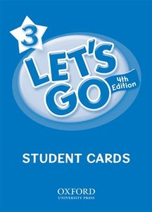 Let's Go 3. Student Cards. 4th Edition