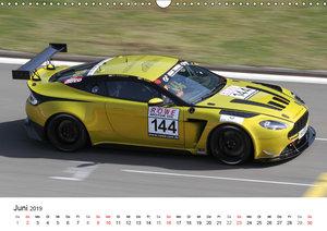 Aston Motorsport (Wandkalender 2019 DIN A3 quer)