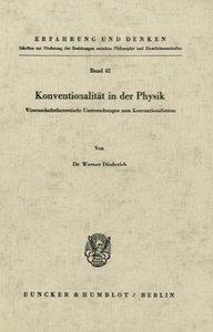 Konventionalität in der Physik