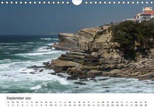 Foto-Momente Portugal - Felsen, Sand und Meer
