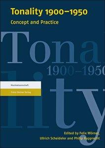 Tonality 1900-1950